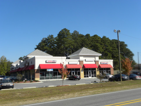 commercial building contractor fayetteville nc